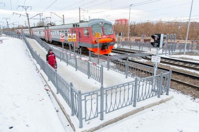 Мужчина сбит насмерть скоростным поездом «Ласточка» вДзержинске