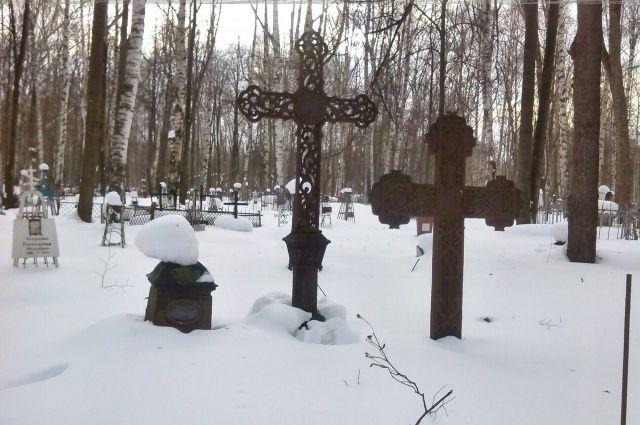 Занеуплату алиментов жителя Смоленска отправили работать накладбище