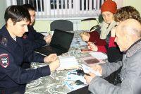 В настоящее время управление МВД России по Пензенской области разрабатывает график выездов передвижного консультационного пункта.
