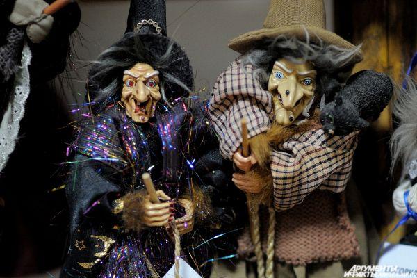 Куклы из Германии.