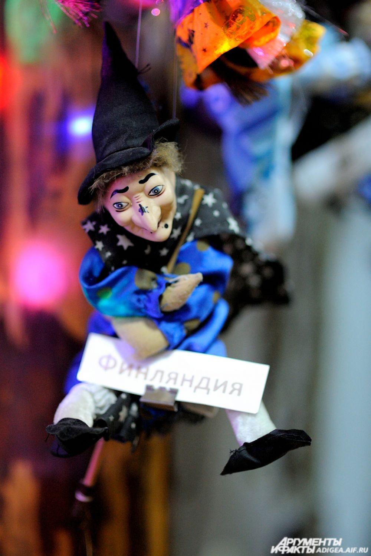 Кукла из Финляндии.