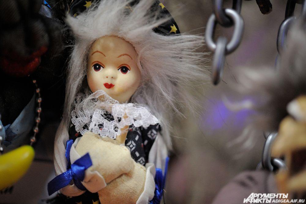 Кукла из Венгрии.