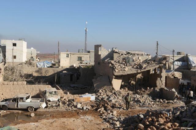 За сутки в Алеппо сложили оружие 14 боевиков