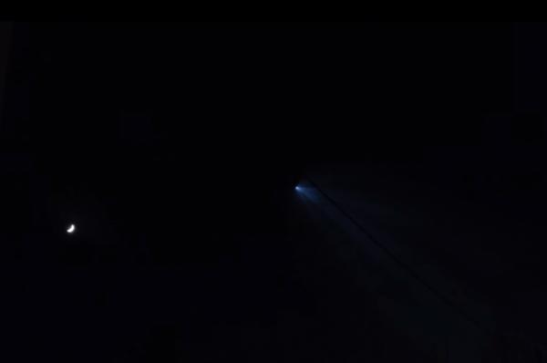 НЛО в Кемеровской области.