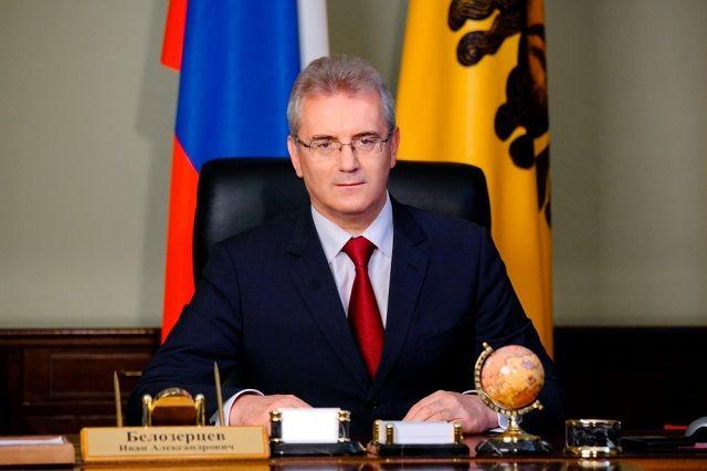 Школьники Пензенской области зададут вопросы Ивану Белозерцеву