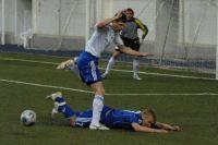 Футболисты «Иртыша» вернутся к играм в апреле.