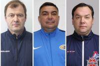 Эти тренеры постараются привести команду к победе.