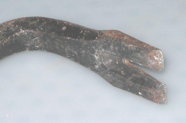 В Кузбассе грабитель гвоздодёром проломил череп пенсионеру.