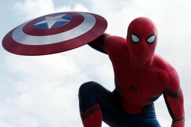 Вышел 1-ый трейлер нового фильма «Человек-паук»