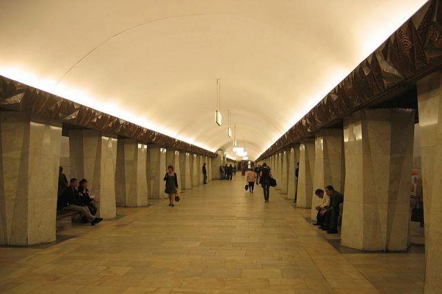 Как в выходные будет работать фиолетовая ветка московского метро?