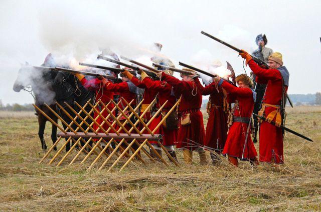Главным событием фестиваля станет реконструкция полевого сражения.