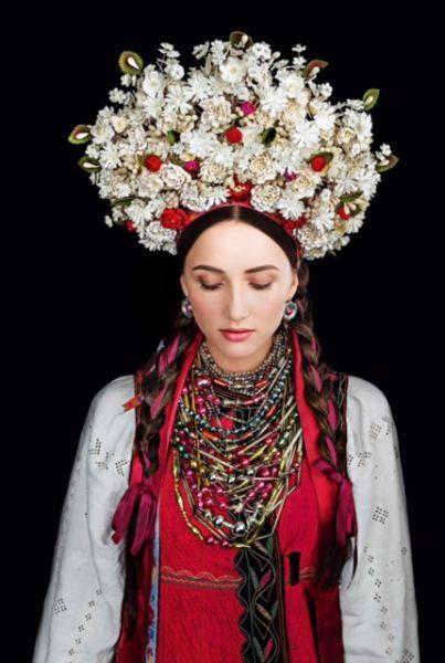 Проект «Щирі» лишний раз подчеркивает, что национальная одежда украинцев невероятно красивая