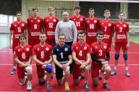 Новосибирские волейболисты обыграли всех соперников