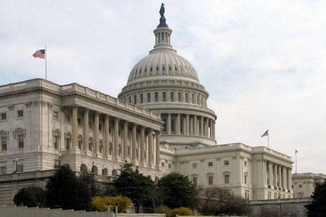 Съезд США продлил работу руководства досередины весны последующего года