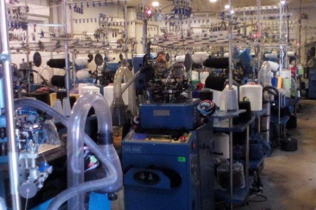 НаКропивнитчине разоблачили завод, подпольно изготовлявший продукцию Adidas