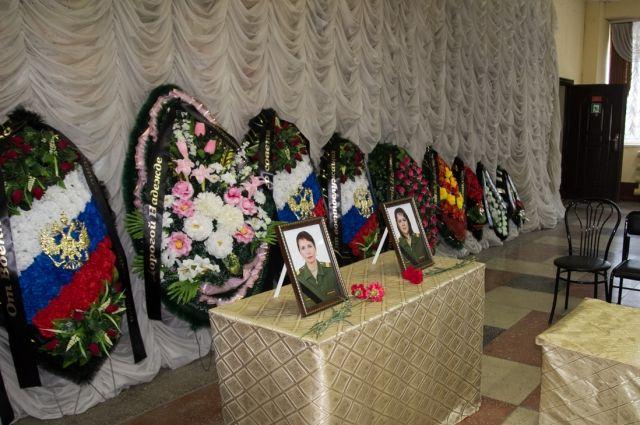 Галицкого похоронили наФедеральном военном мемориальном кладбище