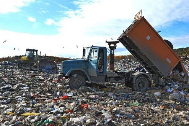 Министр экологии обвинил здешние власти всаботаже решения сложностей состихийными свалками