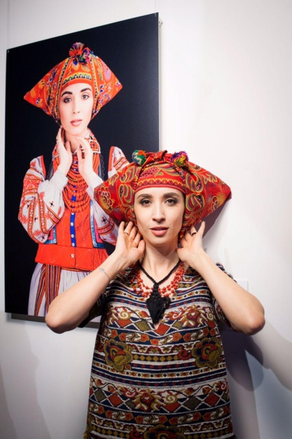 Анна Завальская - настоящая украинка