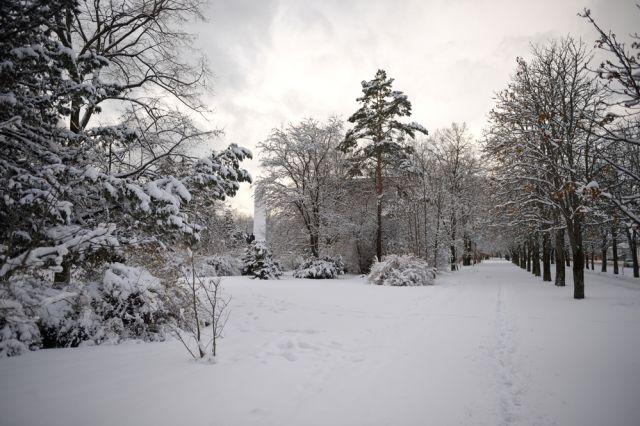 ВКрыму ожидают усиление ветра, авгорах прогнозируют сильный снег