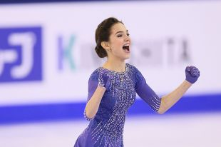 Какой мировой рекорд установила российская фигуристка Евгения Медведева?