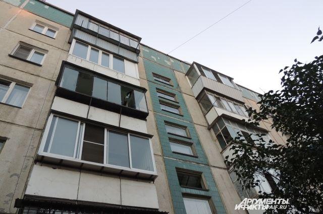 Наулице Александра Блока с 3-го этажа выпала женщина