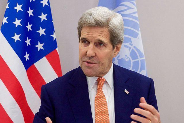 Керри призвал стороны конфликта в Сирии к перемирию
