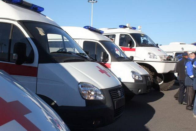 ещё на замену автопарка красноярских машин скорой помощи требуется 150 млн. рублей.