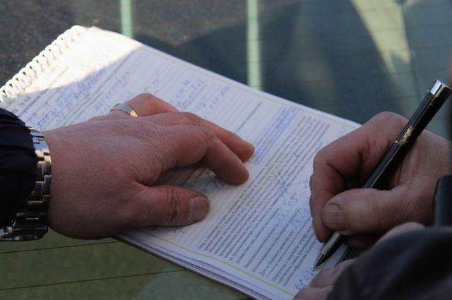 Источник назвал причину ДТП ссемью жертвами вОренбургской области