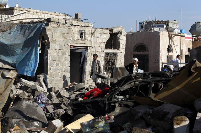 Жертвами взрыва вЙемене стали 40 человек