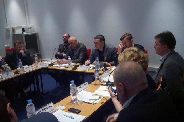 На заседании круглого стола обсуждались проблемы отрасли.
