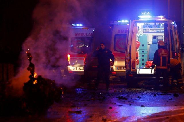 ВТурции объявлен национальный траур всвязи стерактами вСтамбуле