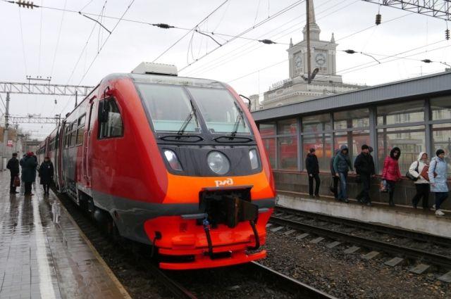 ВВолгоградском регионе поменяется график движения некоторых пригородных поездов