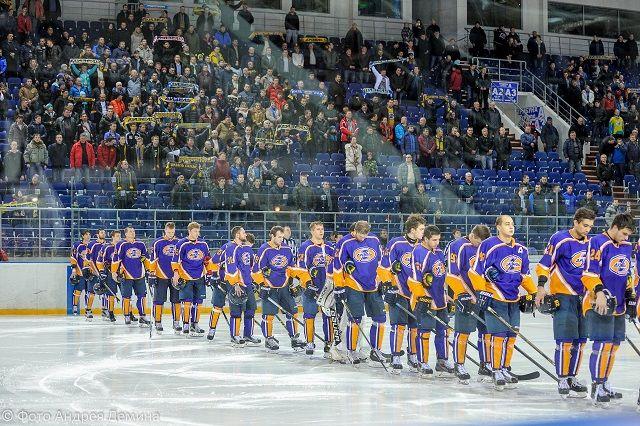 Матч завершился победой красноярского клуба со счетом 4:3.