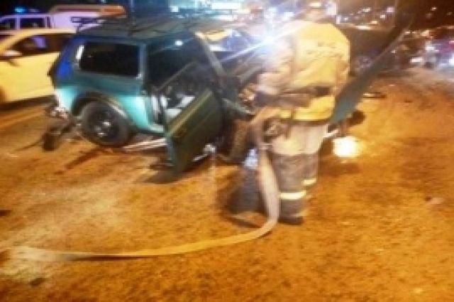 Жертвами ДТП вНовосибирской области стали два человека, трое пострадали