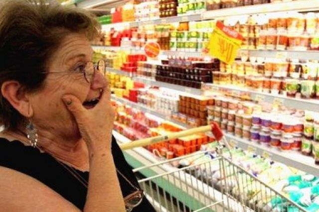 На социальной ярмарке продукты дешевле