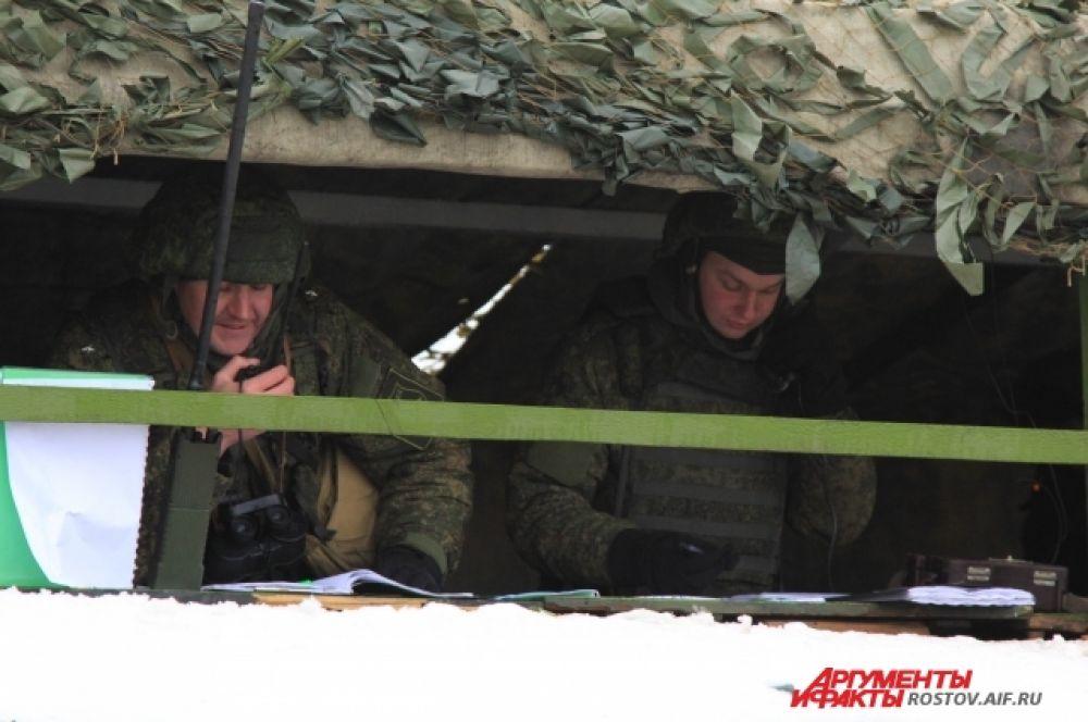 150 мотострелковая дивизия расположилась под Новочеркасском.