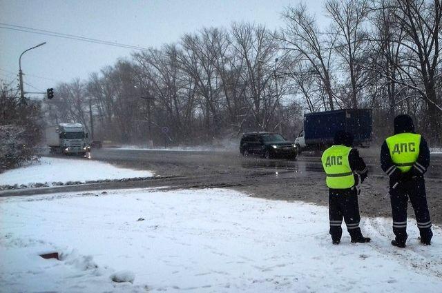 На трассе в Алтайском крае произошло смертельное ДТП