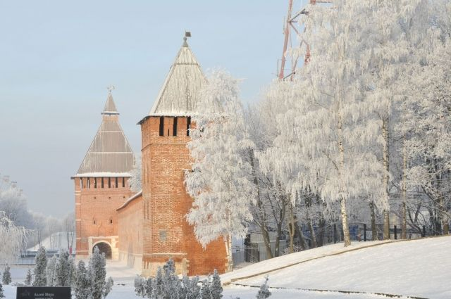 12декабря вСмоленской области подморозит до-12°С