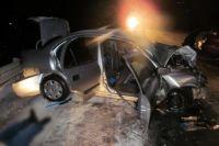 Попытка обгона закончилась трагедией на дороге.