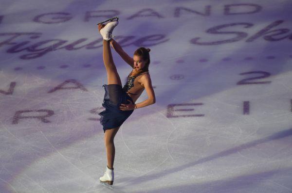 Третье место досталось еще одной спортсменке из России Анне Погорилой.