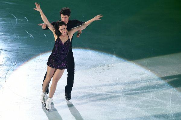 Тесса Вирчу и Скотт Мойр (Канада).