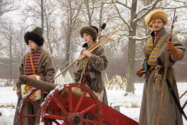 Главным событием фестиваля «Рубежи Московского царства» стала реконструкция полевого сражения, которая прошла в микрорайоне «Согласие».