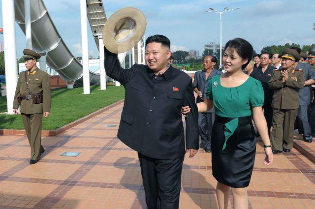 Супруга тайно родила Ким Чен Ыну 2-го ребенка