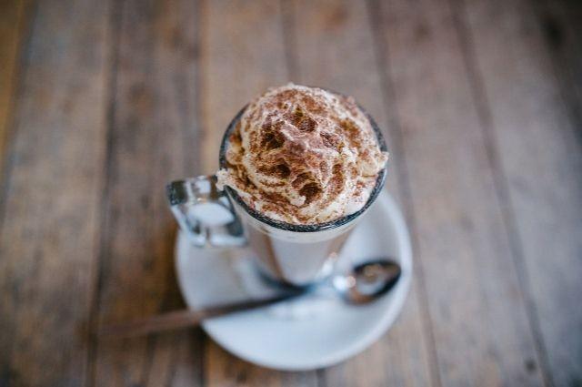 Какао - очень вкусный и полезный напиток