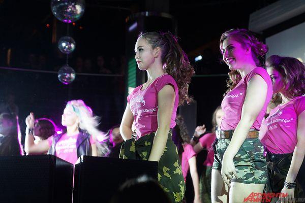 Финал ежегодного общероссийского конкурса красоты «Мисс старшеклассница» состоялся в краевой столице в воскресенье, 11 декабря.