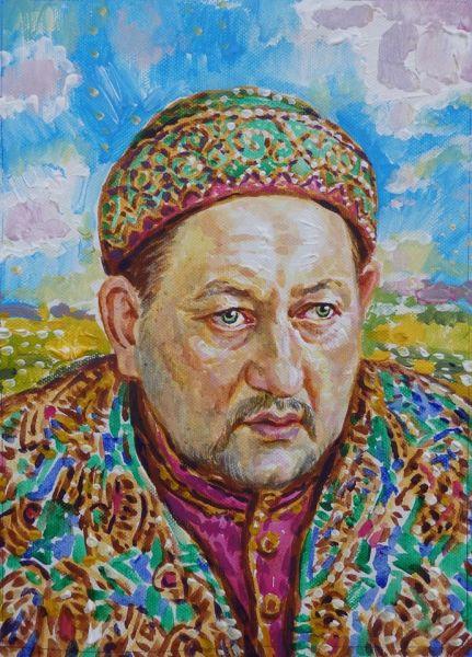 Министр культуры РТ Айрат Сибагатуллин (Хан Мухамад Амин)