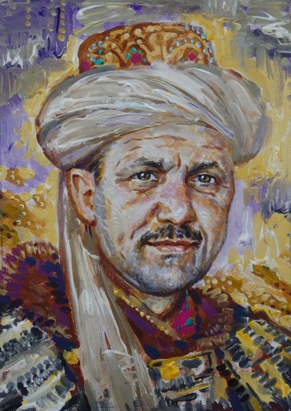 Заместитель премьер-министра РТ Шамиль Гафаров (Хан Али Акрам)