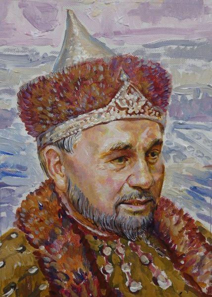 Депутат Государственного Совета РТ Разиль Валеев (Хан Тохтамыш)