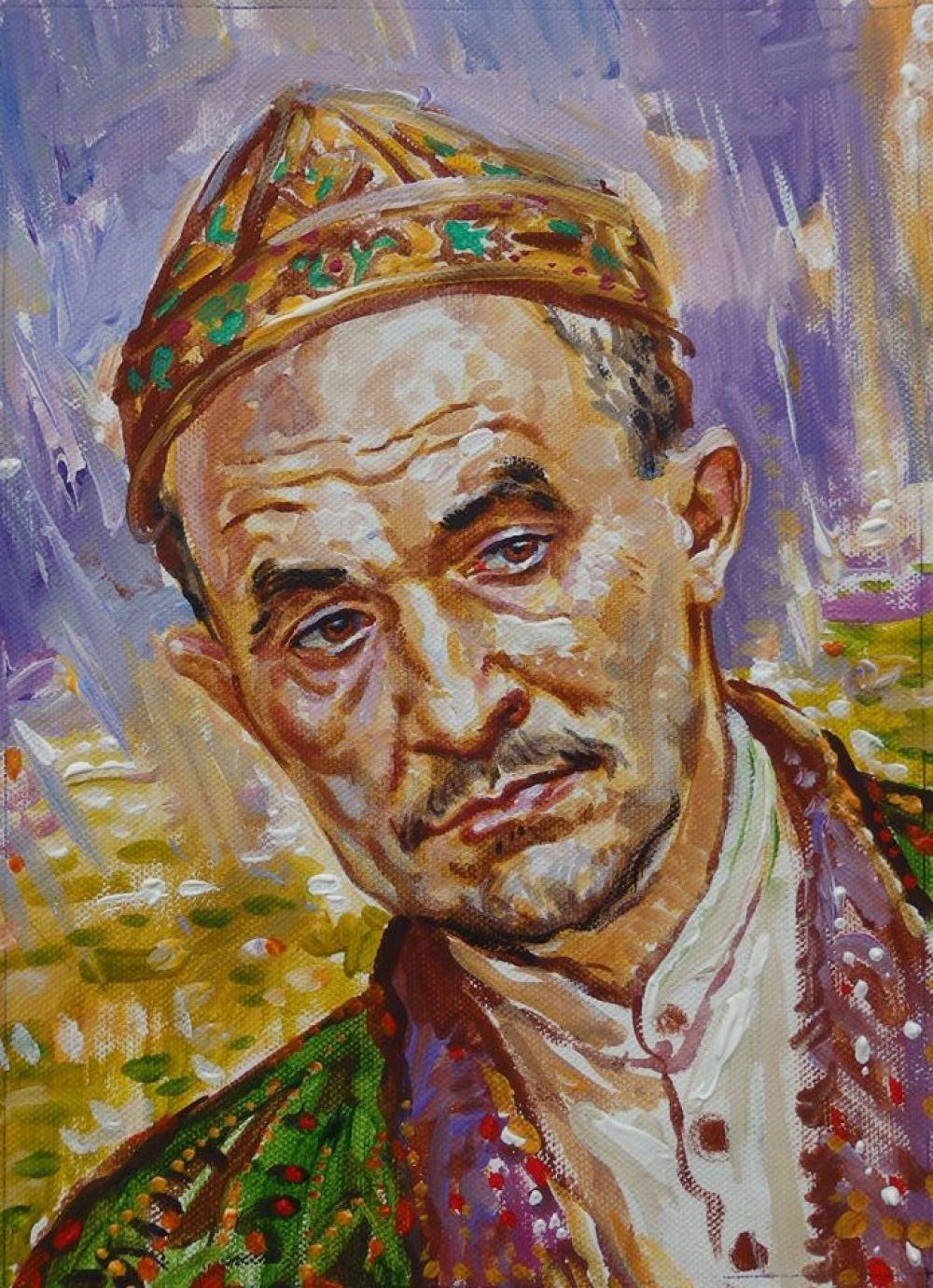 Бывший мэр Казани Камиль Исхаков (Хан Шах Али)