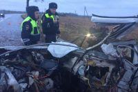Причиной ДТП с 4 погибшими под Правдинском стало превышение скорости